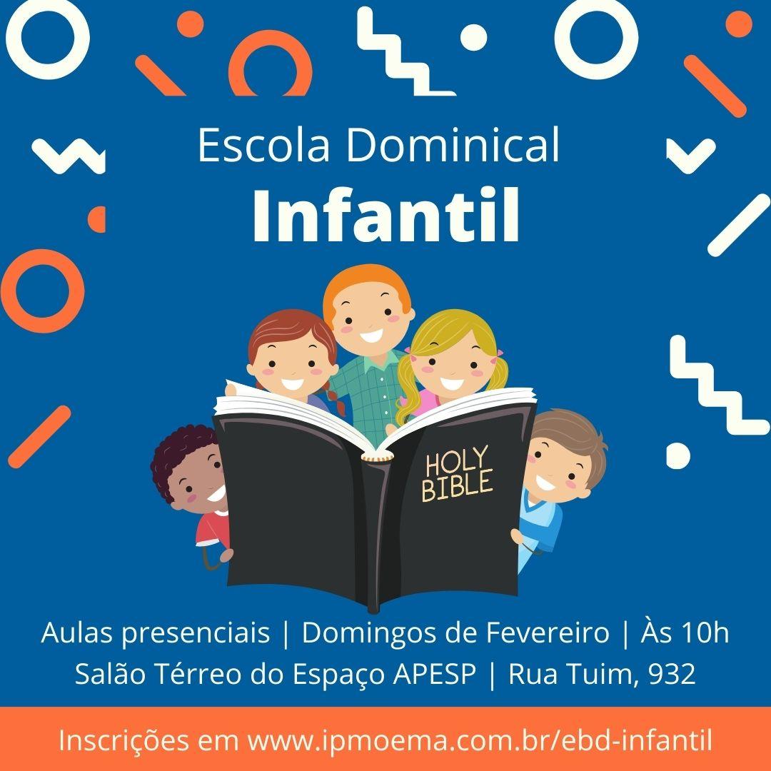 EBD INFANTIL