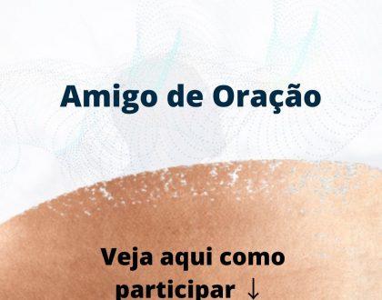 AMIGO DE ORAÇÃO