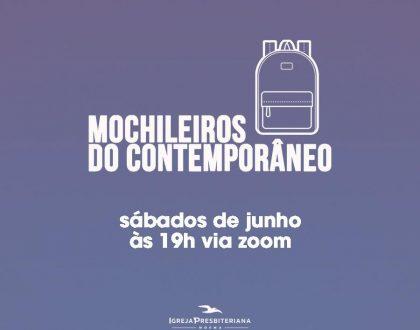 MOCHILEIROS DO CONTEMPORÂNEO